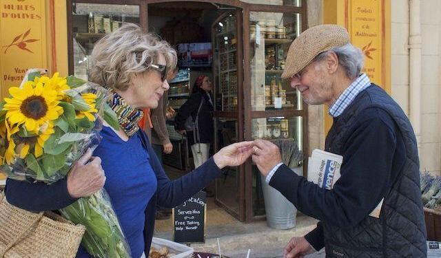 Anne-Marie Simons Aix-en-Provence Market