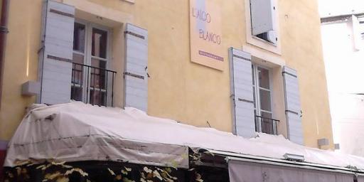 Aigo Blanco Restaurant #Forcalquier