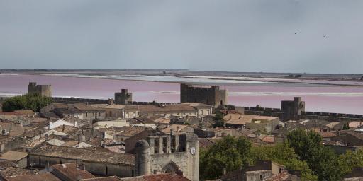Aigues Mortes Salt flats Fleur de Sel Salins @PerfProvence