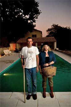 American Gothic @LesPastras #Provence #Truffles