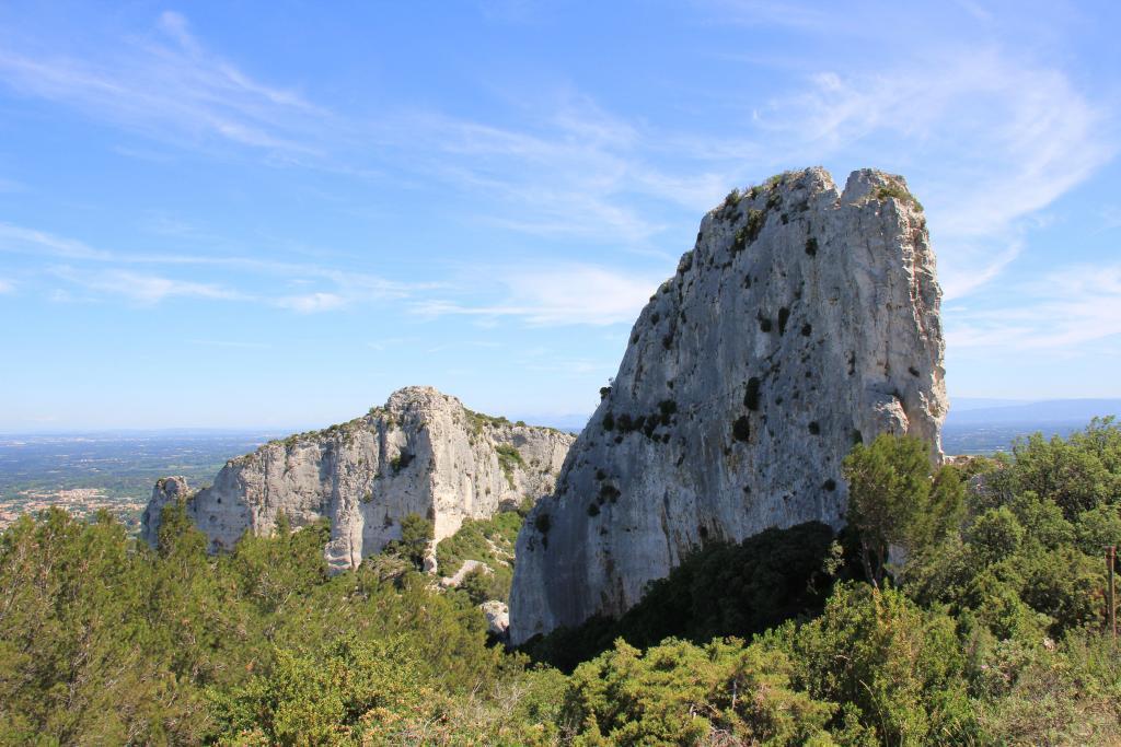 Hiking #Alipilles #Provence @PerfProvence