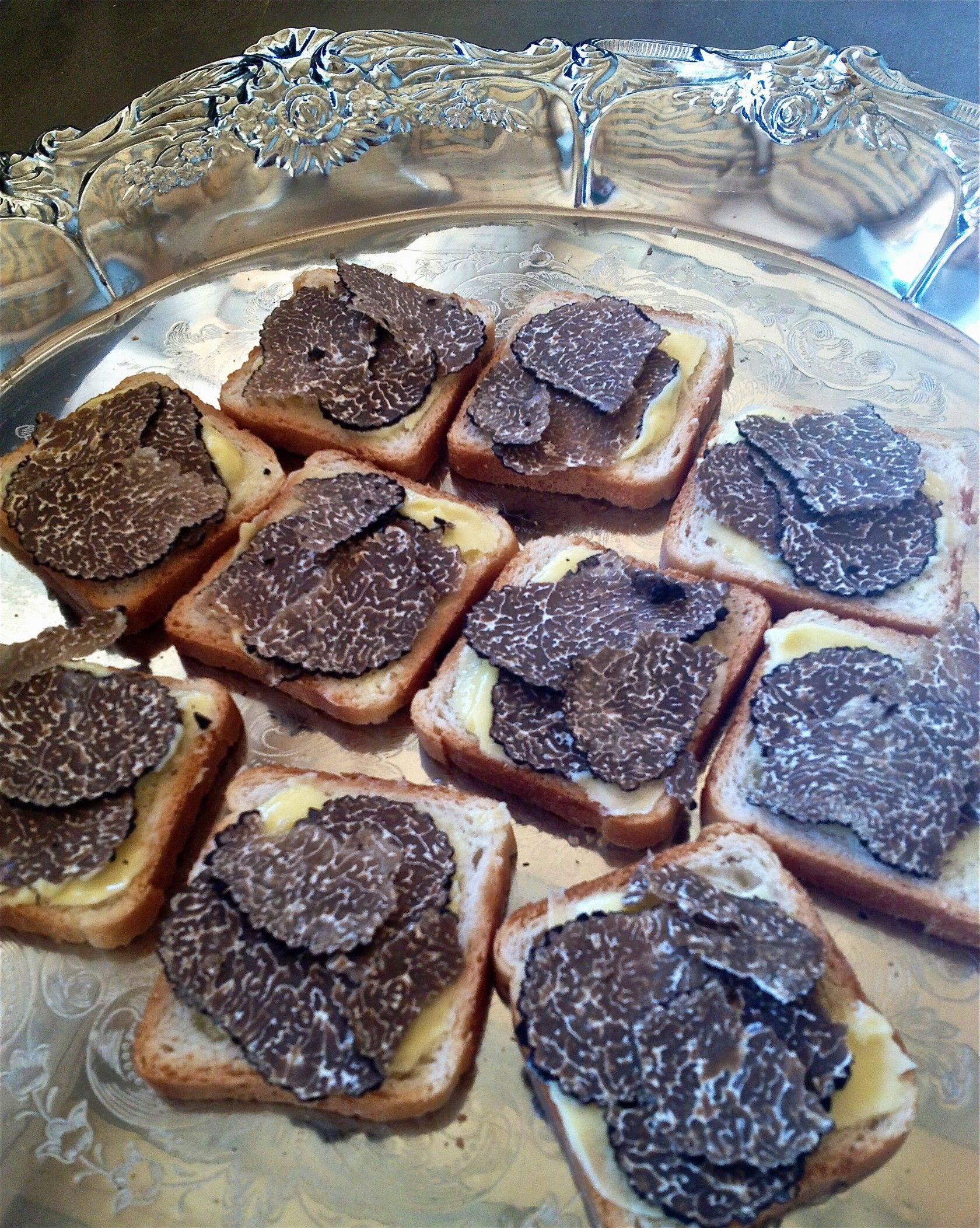 Black Diamonds Truffles @LesPastras #Provence #Truffles