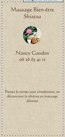 Nancy Gandon Massage #Massage #Alpilles