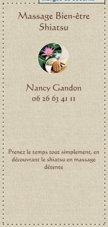 Nancy Gandon Massage #Massage #Alpilles