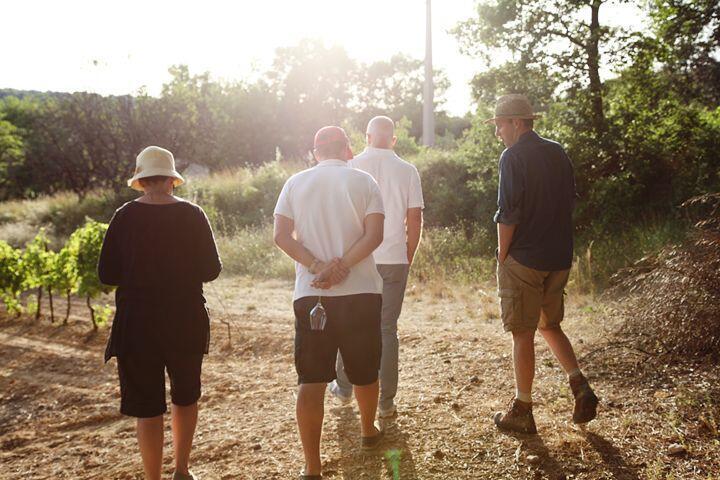Walking @LesPastras #Provence #Truffles