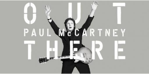 Paul McCartney Out There Tour Page