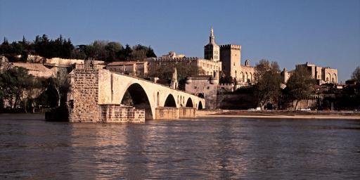 le Pont d'Avignon Provence