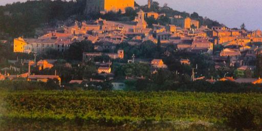 Chateaunef du Pape #Provence #WinesofProvence @PJAdams10