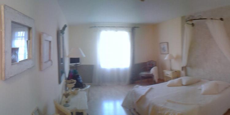 Le Mas Pont Roman Bedroom @Hildast