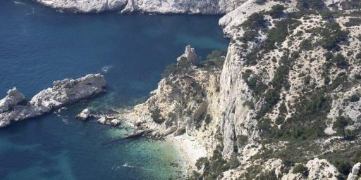 Mediterranean Calanques Provence