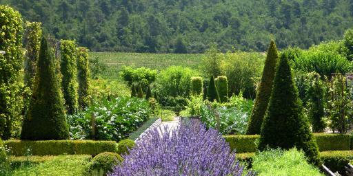 Val Joanis Remarkable #Gardens #Provence