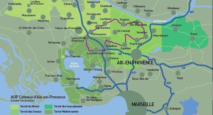 Coteaux-daix-en-provence #WinesofProvence @LizGabay