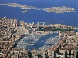Marseille Vieux Port View #Marseille #Provence