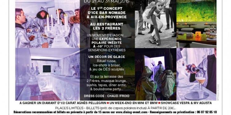 Ice Bar Arctic Room Aix-en-Provence