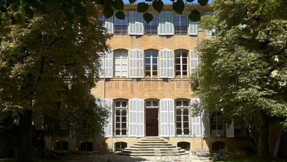Hotel Gallifet #AixenProvence