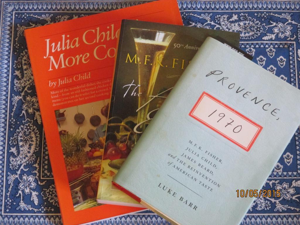 Provence 1970 #Provence #Books @MaryJaneDeeb