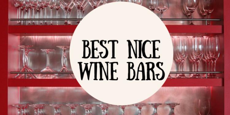 Nice-Wine-Bars #Nice @RivieraGrape
