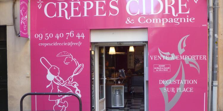 Crepes Cidre & Compagnie #Crepes #AixenProvence