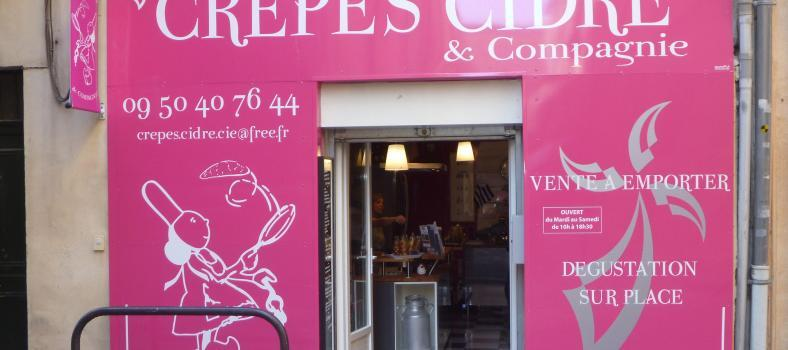 Crepes Cidre & Compagnie Crepes Aix-en-Provence @perfectlyProvence
