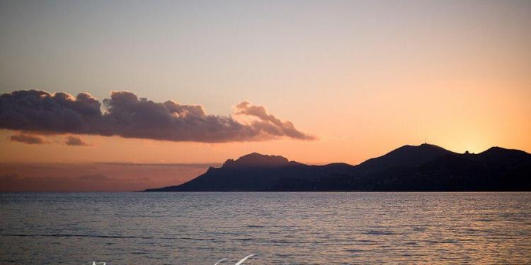 french-riviera-photographer just after sunset warmth #Cannes @LoveasART