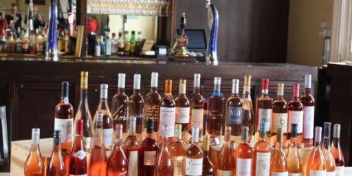 Rosé #WinesofProvence @LizGabayMW