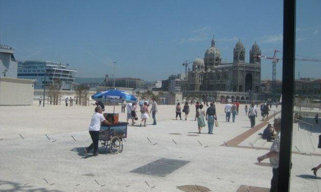 MUCEM View #Marseille #MUCEM @Aixcentric