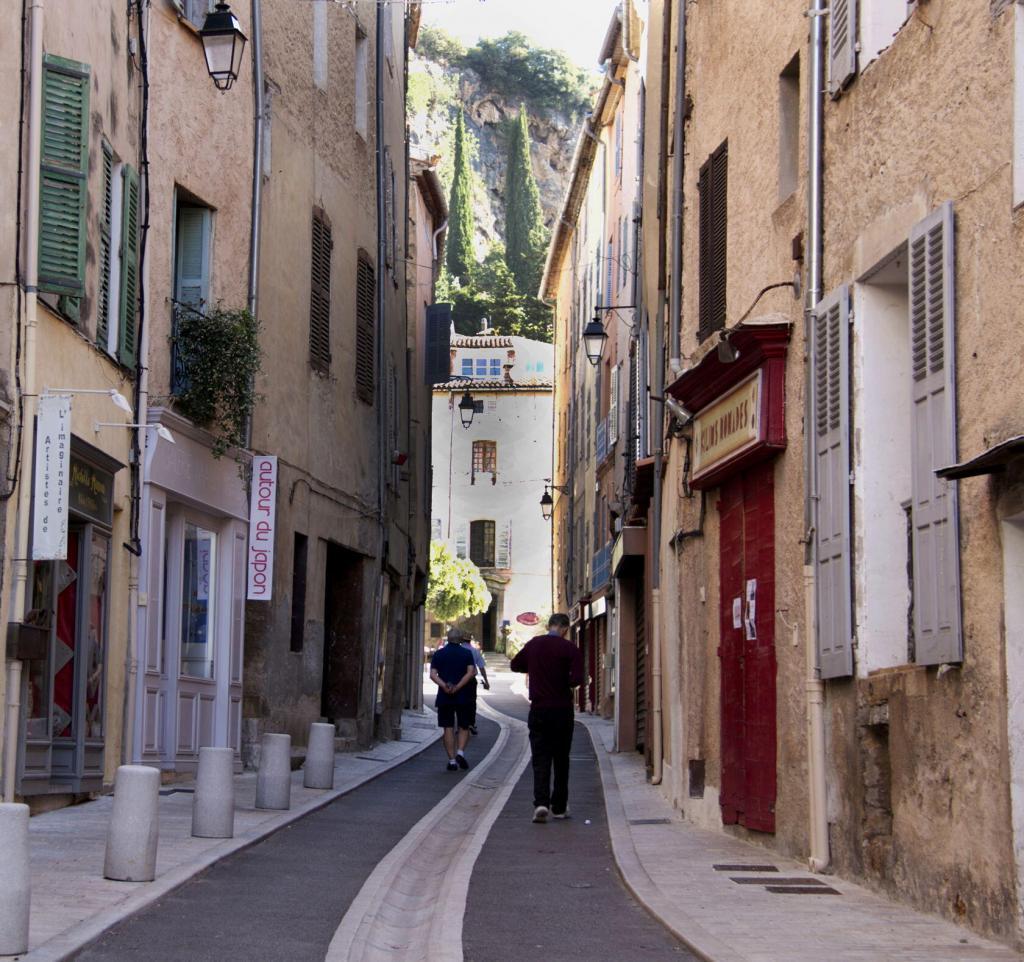 Cotignac streets #Cotignac #Var #Provence