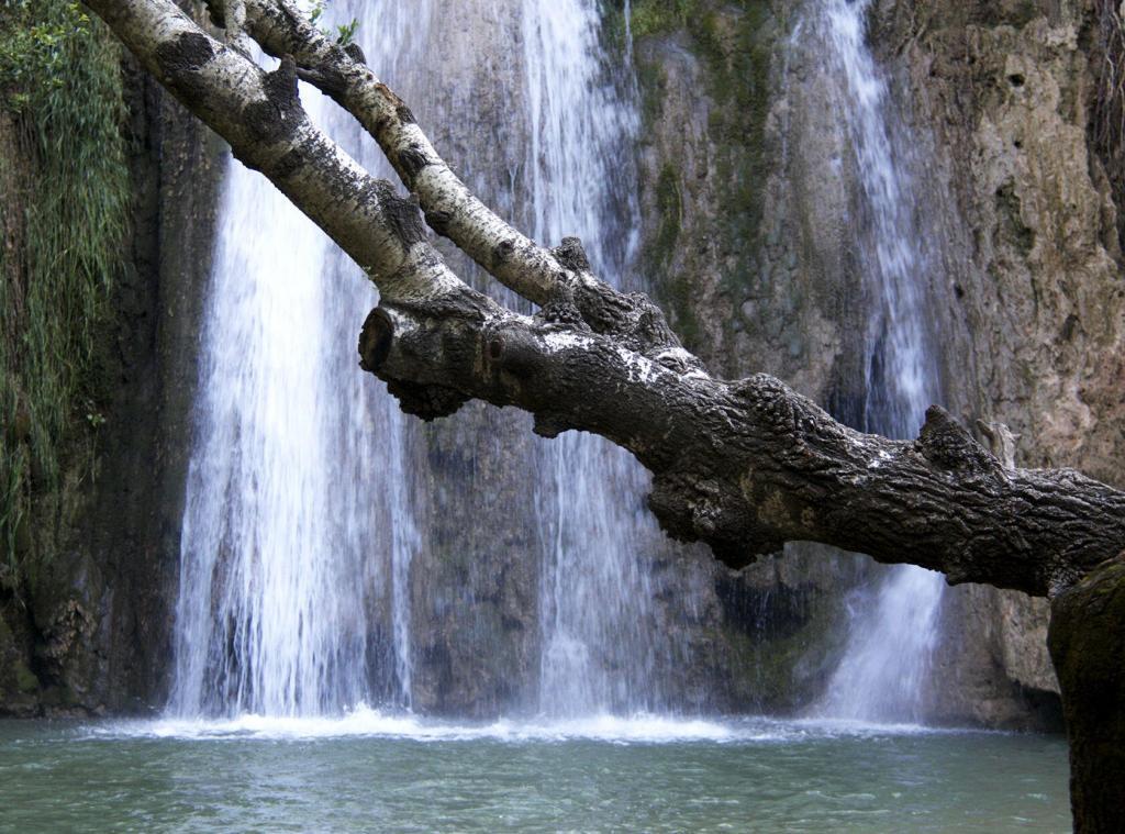 Waterfall Cotignac #Cotignac #Var #Provence