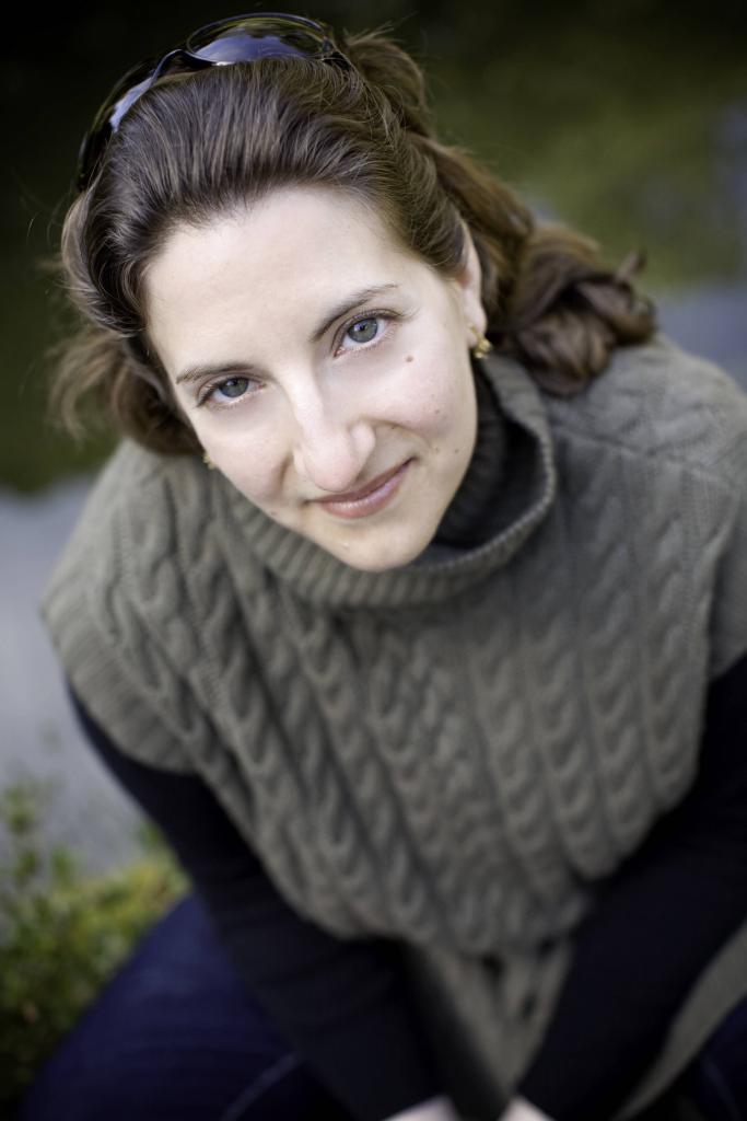 Author Elizabeth Bard