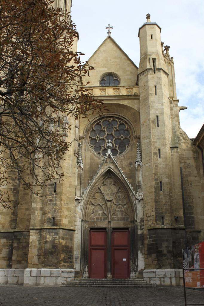 Church Of Saint-Jean de Malte #AixenProvence