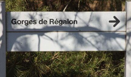 Gorges de Regalon Hiking Provence