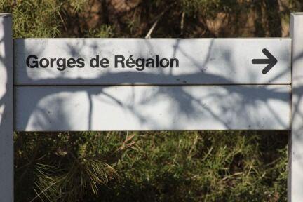Gorges de Regalon #Hiking #Provence @GingerandNutmeg