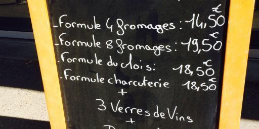Brasserie in Apt #Apt #TasteProvence @ProvenceTayls