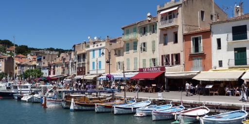 Cassis Port #Cassis #Provence @ProvenceTayls