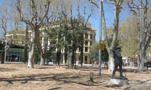 Aix en Provence view #AixenProvence @Aixcentric