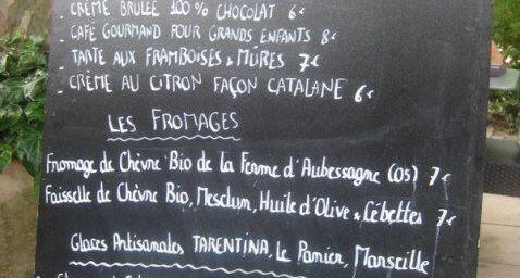 La Rouge Guinguette #Jouques #Provence @Aixcentric