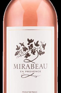 mirabeau-classic-rose-wine #WinesofProvence @MirabeauWine