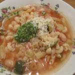 Soupe au Pistou @ElizabethBard Recipes Provence