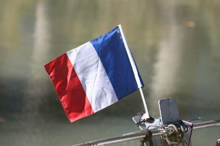 French Flag for #BastilleDay