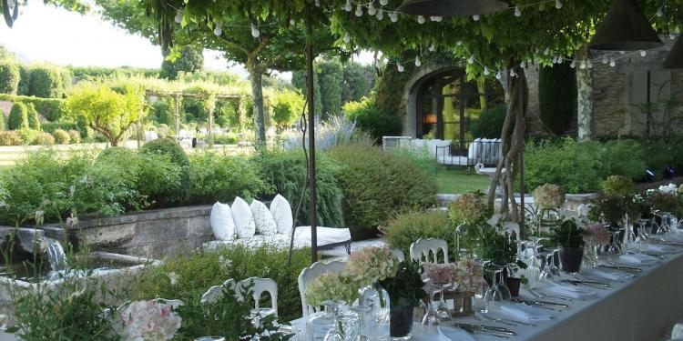 Summer Party in Provence @frenchessence
