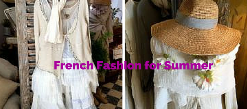 French Fashion for Summer @bfBlogger2015