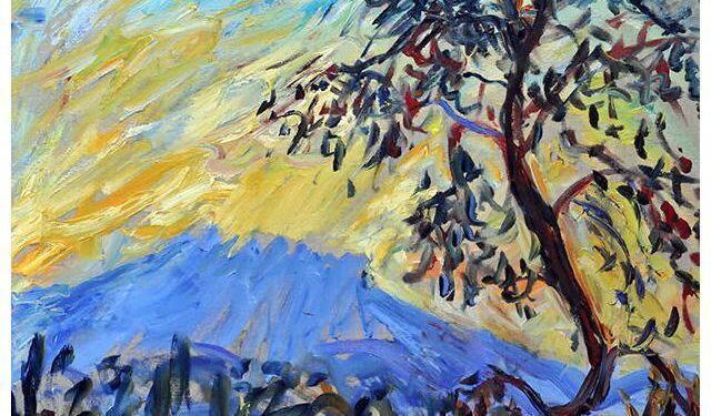 Golden-Sunrise-on-Mt.-Ste.-Victoire
