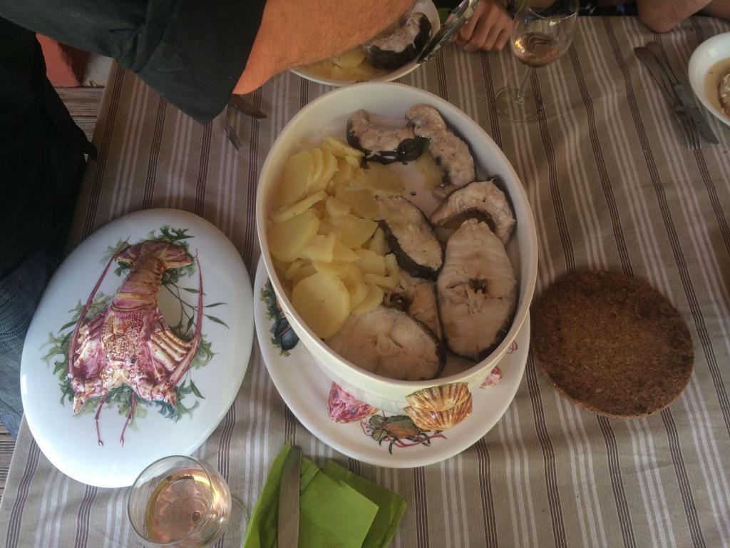 Cod Brandade #Provence #Recipes @ProvenceCook