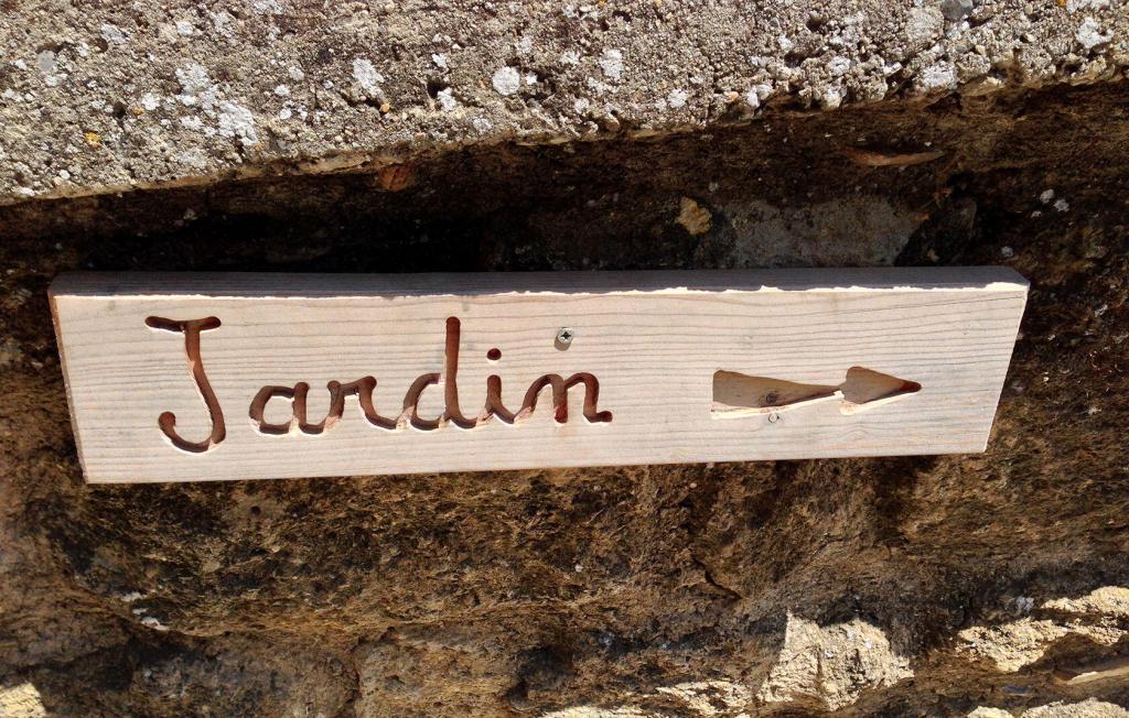 Jardin Couleur Garance #Lauris #Provence
