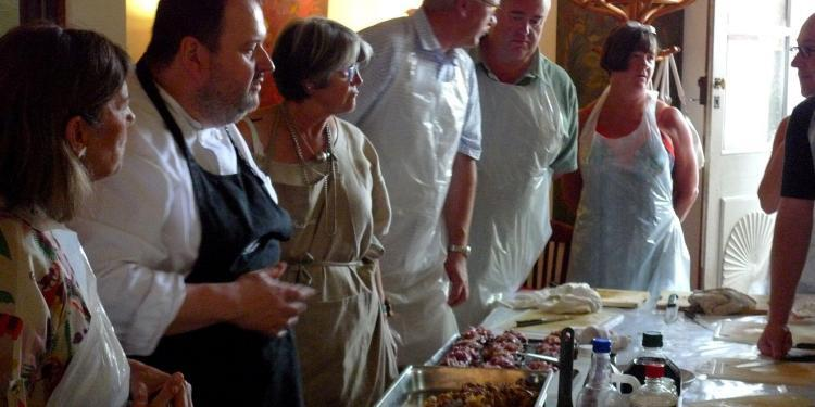 La Petite Maison Cooking Classes #Cucuron #TastesofProvence