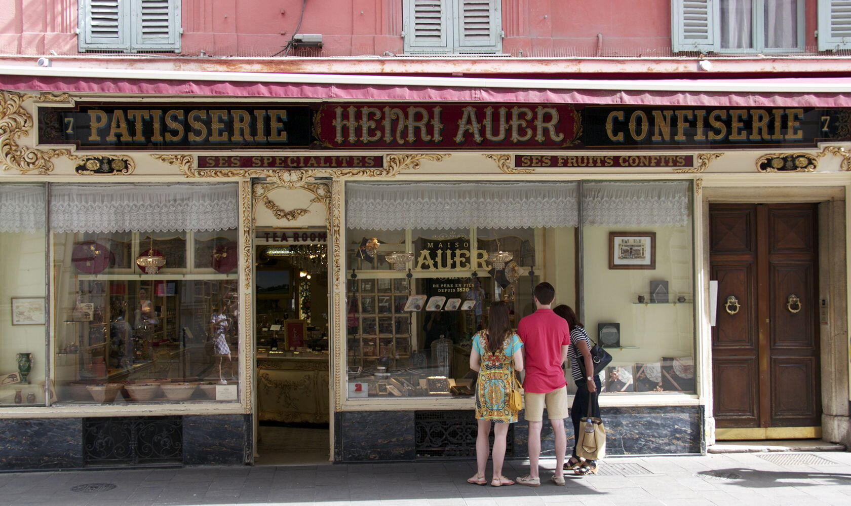 Maison Auer Fruits Confits Nice French Riviera
