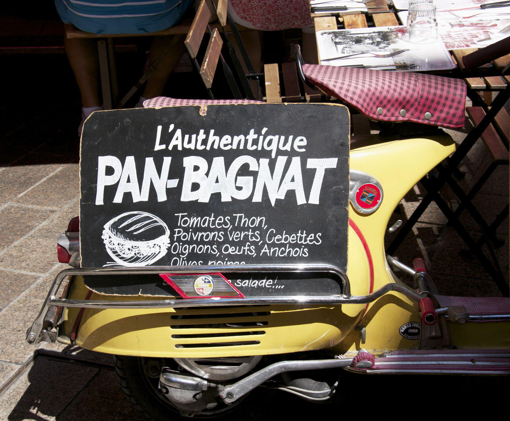 Pan Bagnat Nice Food Foodies Food Tour Nice Cote d'Azur