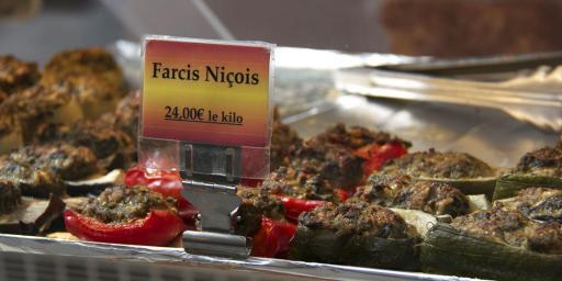 Petits Farcis Nice Food Foodies Food Tour Nice Cote d'Azur