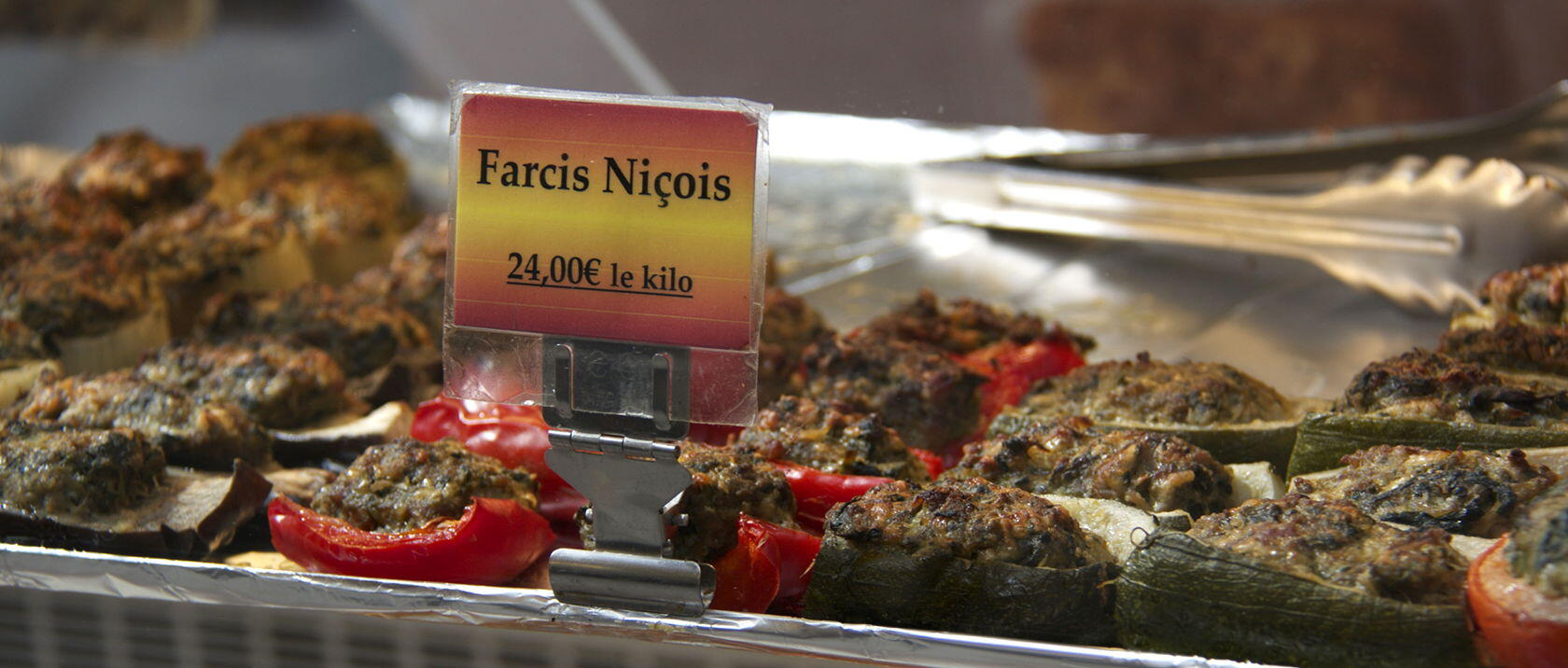 Petits Farcis Nice Food Foodies Food Tour Nice Cote d'Azur