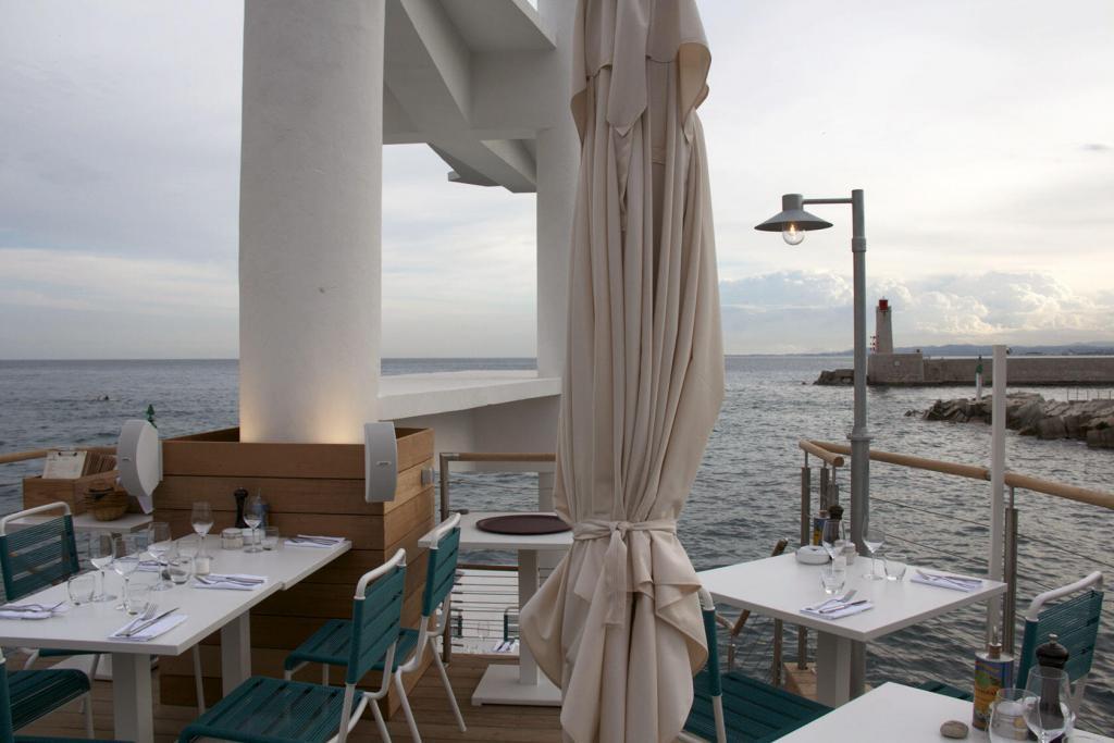 Le Plongeoir #Nice #Restaurant #Provence